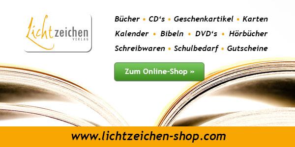 Lichtzeichen Verlag - Online-Shop