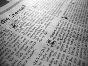 Statistiker überprüften Behauptungen von Astrologieforscher. Foto: Pixelio/Claudia Hautumm
