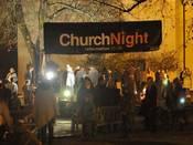 100.000 Besucher zur Kirchennacht am Reformationstag erwartet. Foto: Churchnight 2009