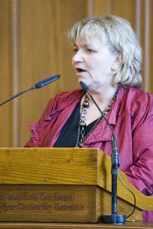 Ursula Caberta - Foto: wikipedia / Henk de Vries