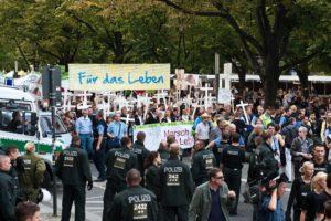 Marsch für das Leben 2011 - Foto: David Vogt, davidvogtfotographie.de