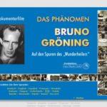 Werbung für Kultfilm um Bruno Gröning