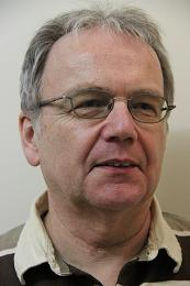 Ernst-Martin Borst, Gründer  AG WELT e.V. - Foto: Thomas Schneider