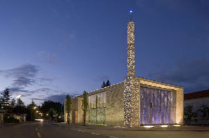 Moschee in Penzberg. Foto: PR