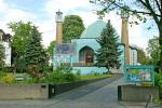 Imam-Ali-Moschee Hamburg-Uhlenhorst. Foto: Bernd Sterzl/pixelio.de