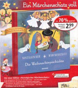 WELTBILD-Katalog 12/2012. Foto: Thomas Schneider