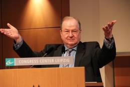Heinz Buschkowsky, Bezirksbürgermeister Berlin-Neukölln. Foto: Thomas Schneider