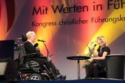 """Irmhild Bärend, war Direktorin bei """"Geschenke der Hoffnung"""". Foto: Thomas Schneider"""