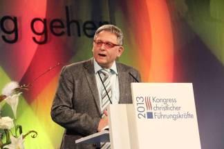 Helmut Matthies, Leiter idea e.V. Foto: Thomas Schneider