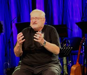 Pfarrer Dr. Wolfgang J. Bittner. Foto: Thomas Schneider