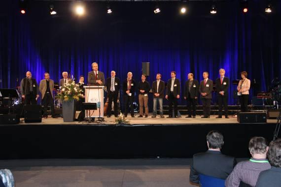 Die Gnadauer Mannschaft. Foto: Thomas Schneider
