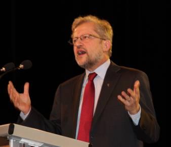 Prof. Dr. Michael Herbst. Foto: Thomas Schneider