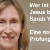"""Wer ist """"dieser"""" Jesus bei Sarah Young?"""