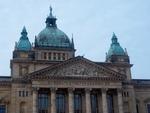 Bundesverwaltungsgericht Leipzig, Foto: Rahel Szielis/pixelio.de