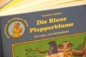 Kinderbuch vom Bergschamanen Hendrik Heidler