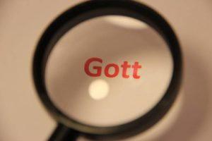 Gott suchen. Foto: Thomas Schneider/agwelt.de