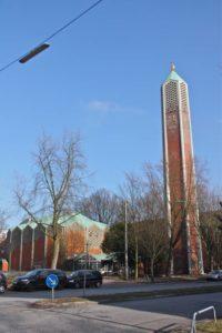 Kapernaumkirche Hamburg-Horn wird Moschee, Foto: PR
