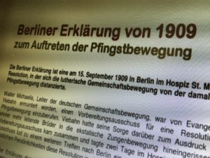 Berliner Erklärung. Foto: Thomas Schneider/agwelt