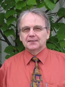 Ernst Martin Borst, Gründer der AG WELT e.V., Foto: Thomas Schneider/agwelt
