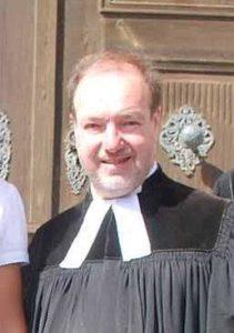Pfarrer Dr. Günter Weigel, Foto: Ev.-Luth. Kirchengemeinde Nemmersdorf