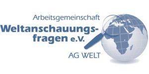 Das Logo der Arbeitgemeinschaft Weltanschauungsfragen (AG WELT). Foto: PR