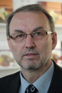 Referent AG WELT. Foto: privat