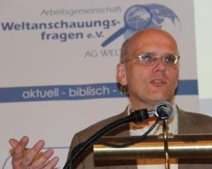 Michael Kotsch. Foto: Thomas Schneider/agwelt