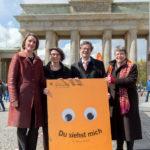 """Kirchentagslosung """"unerhört peinlich, flach und trostlos"""""""