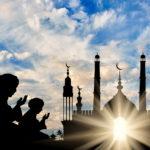 """Muezzin-Ruf und islamisches """"Gebet"""""""