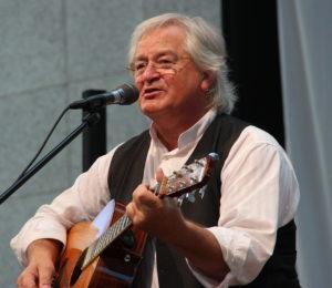 Liedermacher Jörg Swoboda, Foto: Thomas Schneider/agwelt